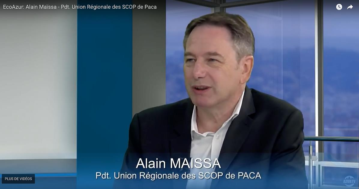 interview Alain Maïssa - AzurTV